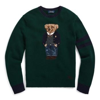 Preppy Polo Bear Sweater  Tall Ralph Lauren