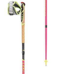 Розовые треккинговые палки LEKI Micro Trail Pro Leki