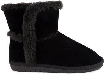 Зимние ботинки до щиколотки на подкладке из искусственного меха Poppy Sugar