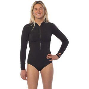 Summer Seas Long Sleeve Cheeky Wetsuit Sisstr Revolution