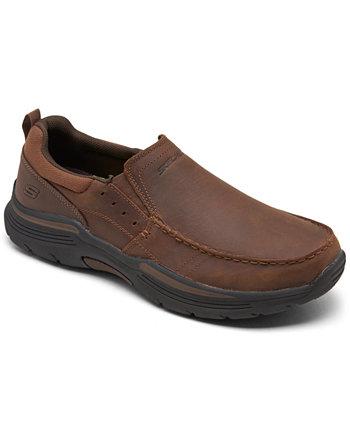 Мужские повседневные кроссовки без шнуровки Seveno от Relaxed Fit от Finish Line SKECHERS