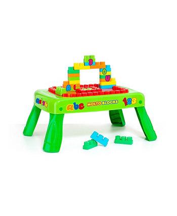 Молто - Блок-стол, 20 штук Fundamental Toys