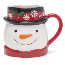St. Nicholas Square® Snowman Head Mug St. Nicholas Square