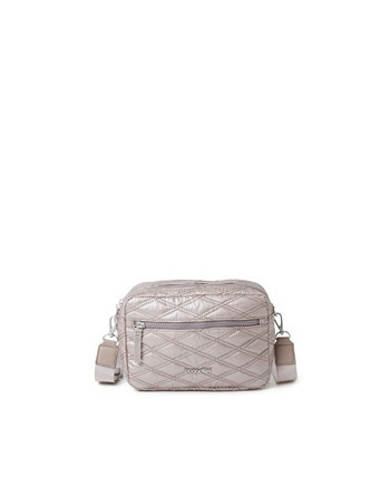 Женская стеганая сумка через плечо Baggallini