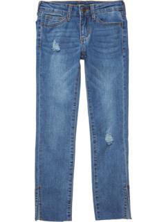 Прямая модель Demi Slim в цвете Indigo Vintage (для маленьких и больших детей) Joe's Jeans Kids