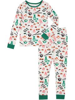 Пижамный комплект из двух частей с длинным рукавом (для малышей / маленьких детей / детей старшего возраста) BedHead Pajamas Kids