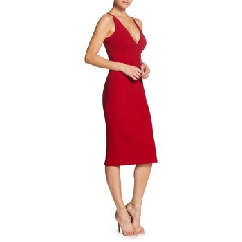 Миди-платье Lyla Dress the Population