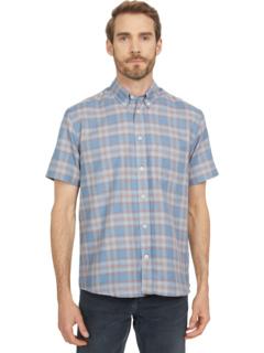 Short Sleeve Tuscumbia Shirt Billy Reid