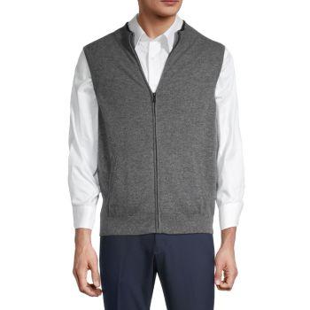 Кашемировый жилет-свитер NAADAM