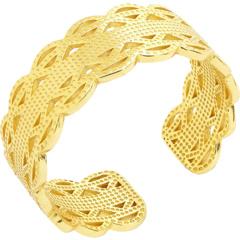 Переплетенное кольцо из стерлингового серебра Sterling Forever