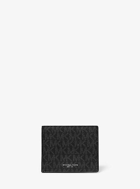 Greyson Logo Тонкий кошелек-кошелек Michael Kors