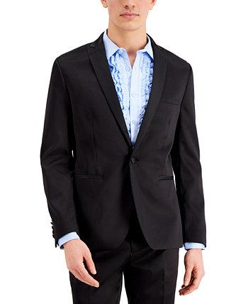 Мужской приталенный пиджак под смокинг INC, созданный для Macy's INC International Concepts
