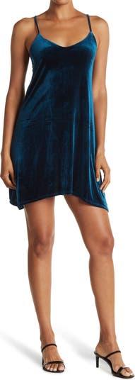 Бархатное платье прямого кроя без рукавов 19 Cooper