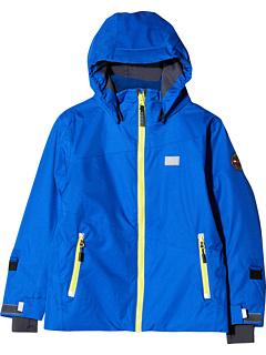 Куртка с отверстием для шнура гарнитуры и капюшоном (для малышей / маленьких детей / старших детей) Lego