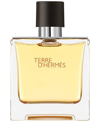 Terre d'Hermès Parfum, 2,5 унции. HERMÈS