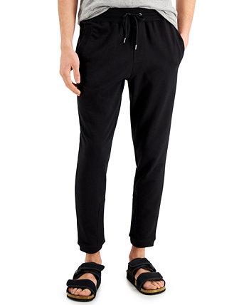 Мужские брюки-джоггеры с перевернутым френч терри INC, созданные для Macy's INC International Concepts