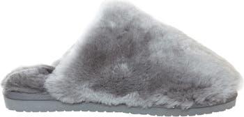 Тапочки из натуральной плюшевой австралийской овчины SMITHS WORKWEAR