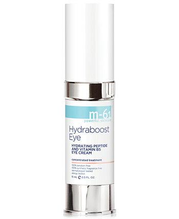 Hydraboost Увлажняющий крем для глаз с пептидами и витамином B5, 0,5 унции M-61 by Bluemercury