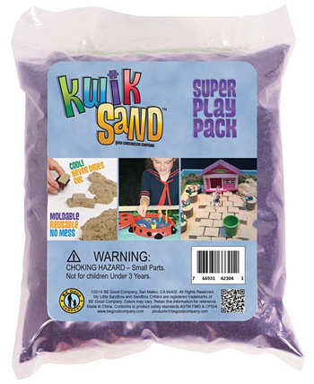 KwikSand Refill Pack - фиолетовый Be Good Company