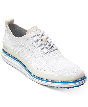 Men's Original Grand Stitchlite™ Wingtip Golf Oxfords Cole Haan