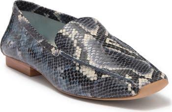 Ely Snake Print Loafer Frances Valentine
