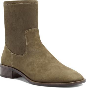 Silko Smocked Boot Louise et Cie