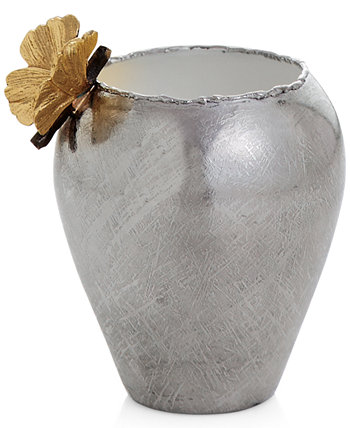 Бабочка в вазе с бутонами гинкго MICHAEL ARAM