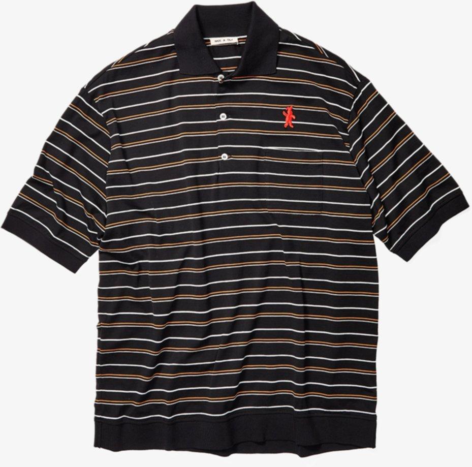 Мягкая футболка-поло MARNI
