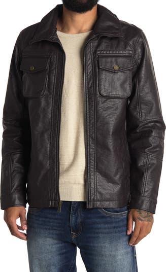 Куртка из искусственной кожи наппа Urban Republic