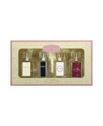 Набор из 4 штук Eau De Parfume Coffret Ellen Tracy