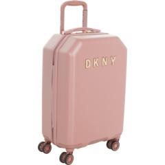 20-дюймовая металлическая стойка с логотипом на жесткой стороне DKNY