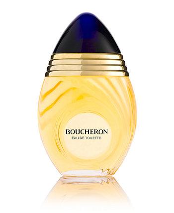 Pour Femme Eau de Toilette Натуральный спрей, 3,3 унции Boucheron
