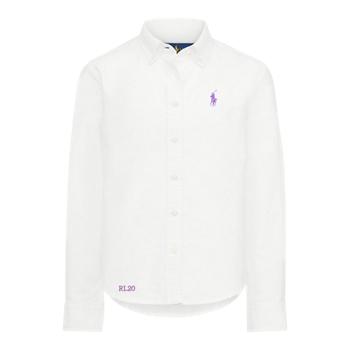 Размер Оксфордской Рубашки Девочки Ralph Lauren