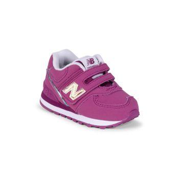 Baby Girl's & Little Girl's 574V1 Sneakers New Balance