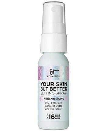 Ваша кожа, но лучше при настройке Спрей +, 1 унция. IT Cosmetics