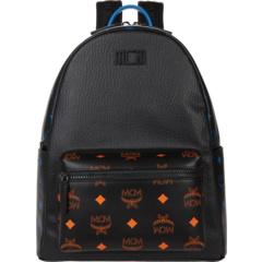 Color Splash Logo Backpack Medium MCM