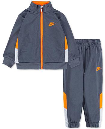 Комплект из двух частей трикотажа для маленьких мальчиков Nike