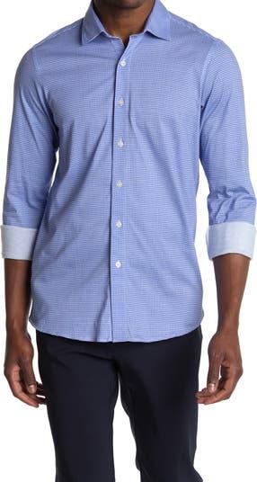 Вязаная рубашка с длинным рукавом Peter COASTAORO