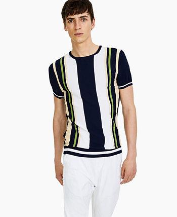 Мужская футболка с круглым вырезом Paisley & Gray