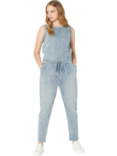 Marnie Denim French Terry Jumpsuit Joe's Jeans