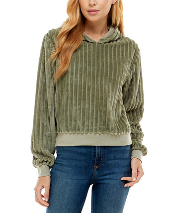 Плюшевый пуловер с капюшоном для юниоров Derek Heart