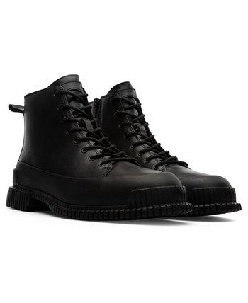 Женские кожаные ботинки Pix Camper