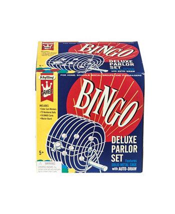 Набор для гостиной Bingo Game Deluxe Schylling