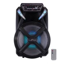 Befree Sound 12-Inch Bluetooth Portable Rechargeable Party Speaker BeFree Sound