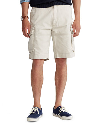 "Мужские шорты, 10,5 ""классические гелларские грузы Ralph Lauren"