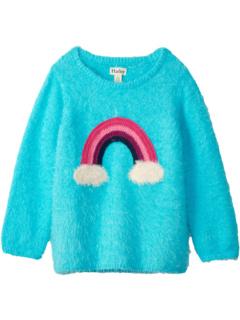 Rainbow Graphic Sweater (Toddler/Little Kids/Big Kids) Hatley Kids