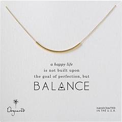 Ожерелье Balance Tube Dogeared
