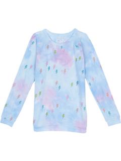 Recycled Bliss Knit Raglan Pullover (Toddler/Little Kids) Chaser Kids