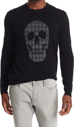 Кашемировый свитер с узором `` гусиные лапки '' Autumn Cashmere