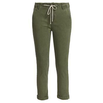 Укороченные брюки Christy с кулиской Paige